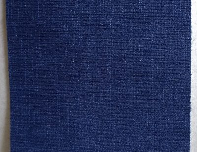 Builders Yard End of Line Sale Blue textured fabric
