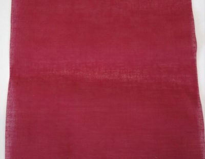 Builders Yard End of Line Sale Red Lightweight canvas