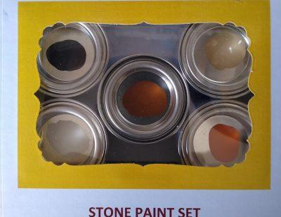 Builders Yard paint Box Stone paint set