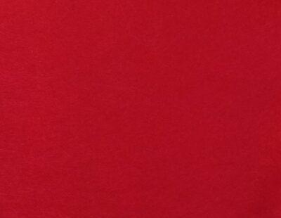 Builders yard sundries red felt