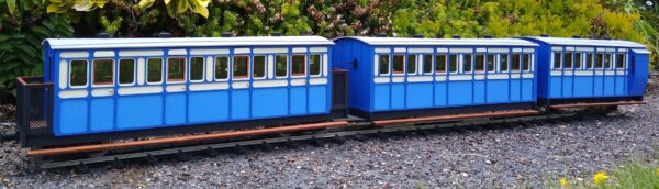 Rolling Stock First Class Freelance landing page picture
