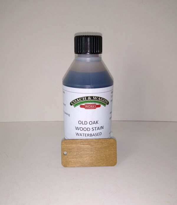 glues varnishes sealers and stains Old Oak